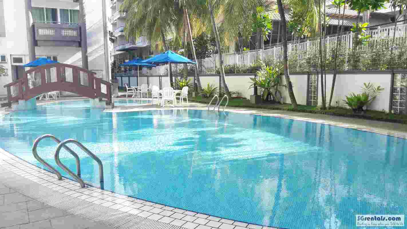 Royal Palm Mansions 3 Bedroom near NUS & Singapore Science Park