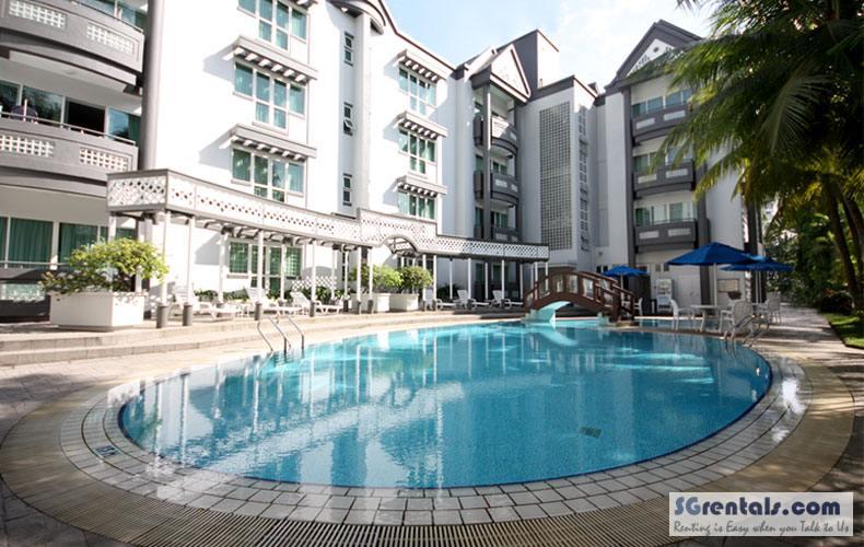 Royal Palm Mansions 3 Bedroom near NUS & Singapore Science Park
